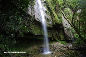 La Posada de Cuispes Yumbilla falls