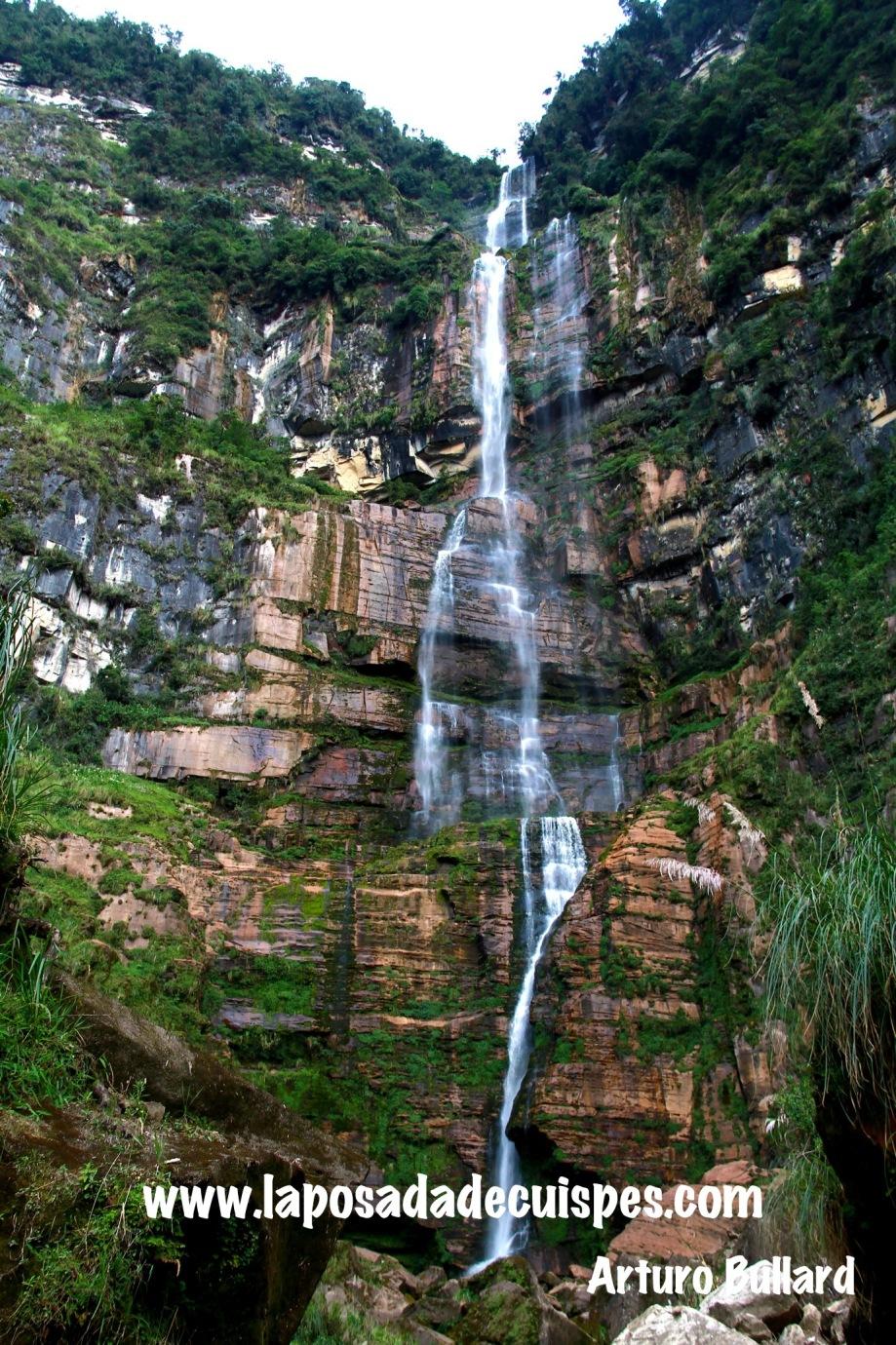 Yumbilla Falls La Posada de Cuispes