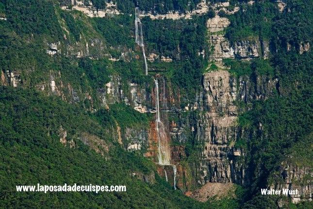 Yumbilla falls waterfall La Posada de Cuispes-026