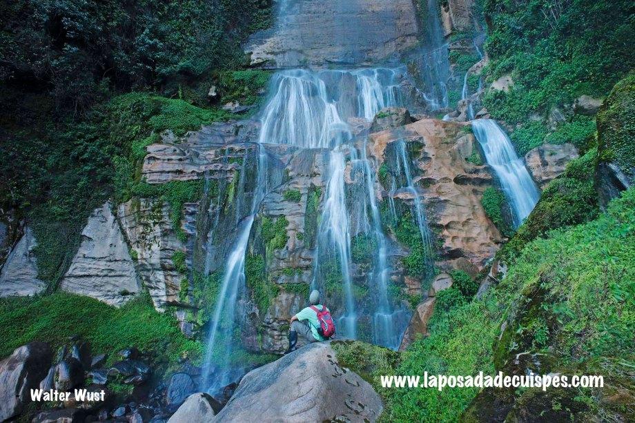Yumbilla falls waterfall La Posada de Cuispes-028
