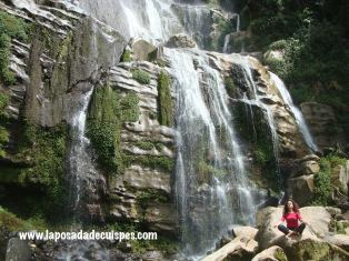 Yumbilla waterfall La Posada de Cuispes